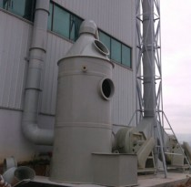 酸堿廢氣洗滌塔
